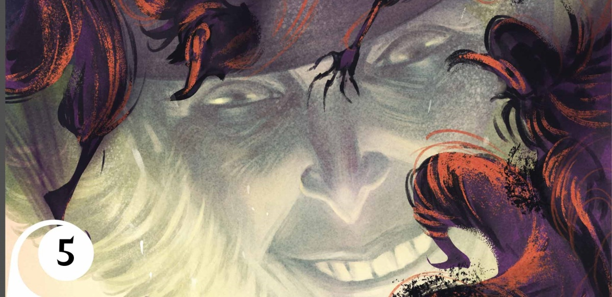Review - Lucifer #5 (DC Vertigo)