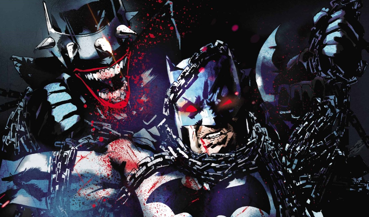 Review - The Batman Who Laughs #3 (DC Comics)
