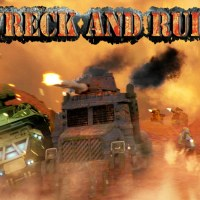 Geeking Out - Wreck and Ruin and Gaslands, oh my!