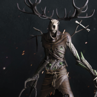 New Witcher Leshen Statue from Dark Horse and CD Projekt Red