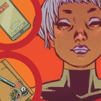 Review – Eve Stranger #1 (IDW Publishing)