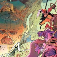 Review - Coda Vol. 2 TP (BOOM! Studios)