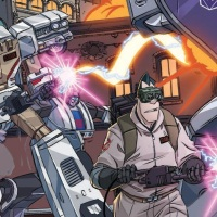 Review - Transformers/Ghostbusters #1 (IDW Publishing)