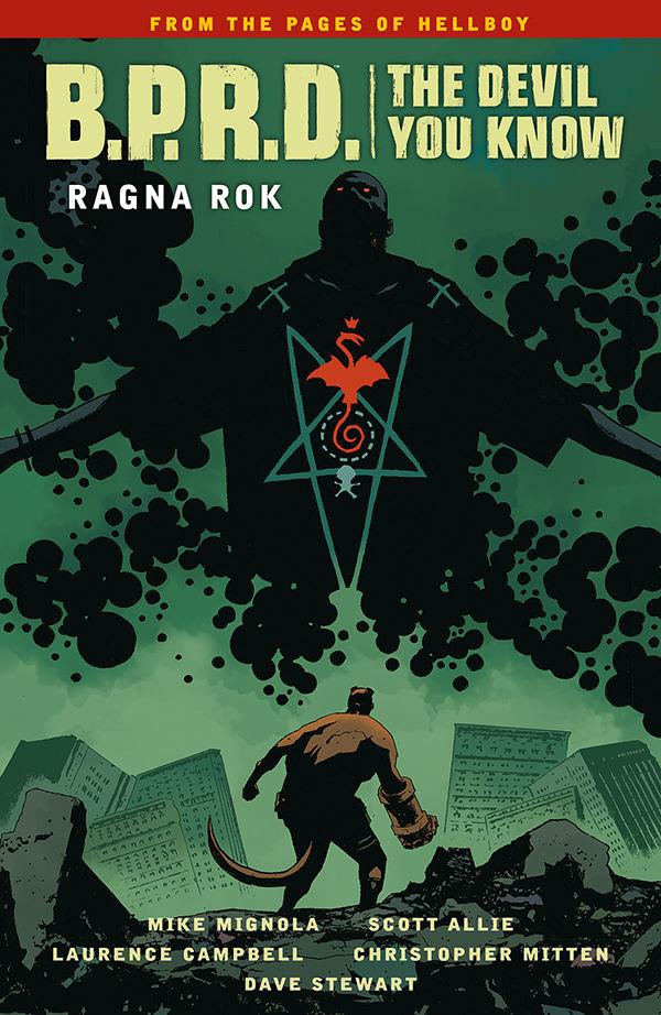 Review – B.P.R.D: The Devil You Know Vol 3 – Ragna Rok TP (Dark ...