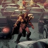 Advance Review - Berserker Unbound #1 (Dark Horse Comics)