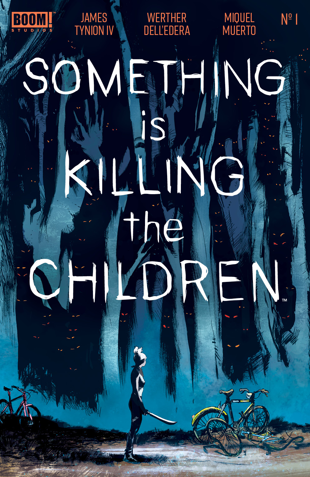 Something is Killing the Children, Volume One by Werther Dell'Edera, Miguel Muerto, James Tynion IV