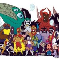 Review – The Legend of La Mariposa: The Demon Gauntlet GN