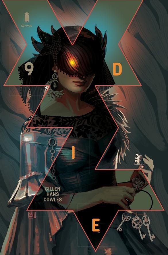 Review – Die #9 (Image Comics) – BIG COMIC PAGE
