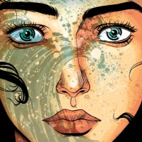 """DC Releases First Look at new YA Graphic Novel """"Wonder Woman: Tempest Tossed"""""""