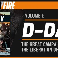 Review – Under Fire Vol 1: D-Day (Osprey Publishing)