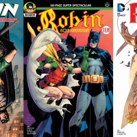 DC Reveals Robin 80th Anniversary 100-Page Super Spectacular #1 Decade Variant Covers