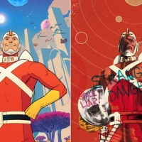 """DC Drops Trailer for """"Strange Adventures"""" from King, Gerads and Shaner"""