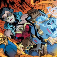 Wonder Woman Unleashes The Chainsaw of Truth in Dark Nights: Death Metal #1 Preview