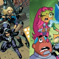 Birds of Prey & Teen Titans GO! added to DC's 'Daily Digital First' Release Slate
