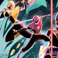 The 'Unlimited Power' Era Begins in Power Rangers #1 This November