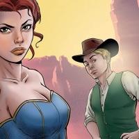 "Advance Review – Betty ""The Slayer"" Mitchell #3 (Markosia)"