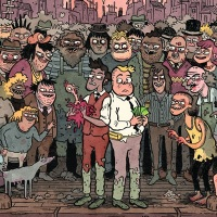 Review - The Grot: The Story of the Swamp City Grifters (IDW Publishing)