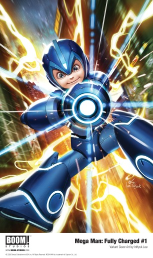 MegaMan_FullyCharged_001_Cover_Variant_Lee_PROMO