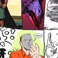 "Behold ""The Wizened Fist"", Where SEVENTEEN Artists Interpret The Same Two-Page Story [REVIEW]"