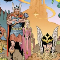 Advance Review - Norse Mythology #1 (Dark Horse)