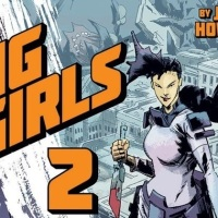 Review - Big Girls #2 (Image Comics)