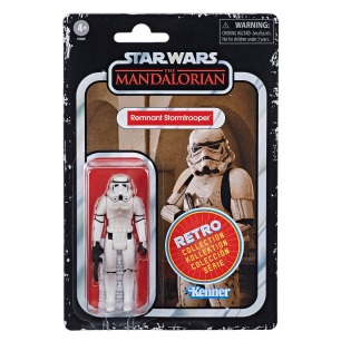 MONOPOLY STAR WARS THE MANDALORIAN EDITION With Figure - Remnant Stormtrooper Figure in pck