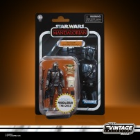 STAR WARS THE VINTAGE COLLECTION 3.75-INCH DIN DJARIN (THE MANDALORIAN) & THE CHILD Build-Up Pack - in pck