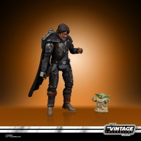 STAR WARS THE VINTAGE COLLECTION 3.75-INCH DIN DJARIN (THE MANDALORIAN) & THE CHILD Build-Up Pack - oop (1)