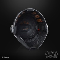 STAR WARS THE BLACK SERIES THE MANDALORIAN ELECTRONIC HELMET - oop (9)