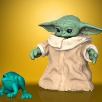 Mando Monday -  The Child & Greef Karga Vintage Collection Figures