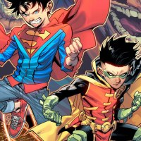 "DC Announces new ""Challenge of the Super Sons"" Digital First Series from Tomasi and Raynor"