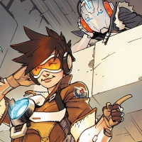 Review - Overwatch: Tracer - London Calling #1 (Dark Horse Comics)