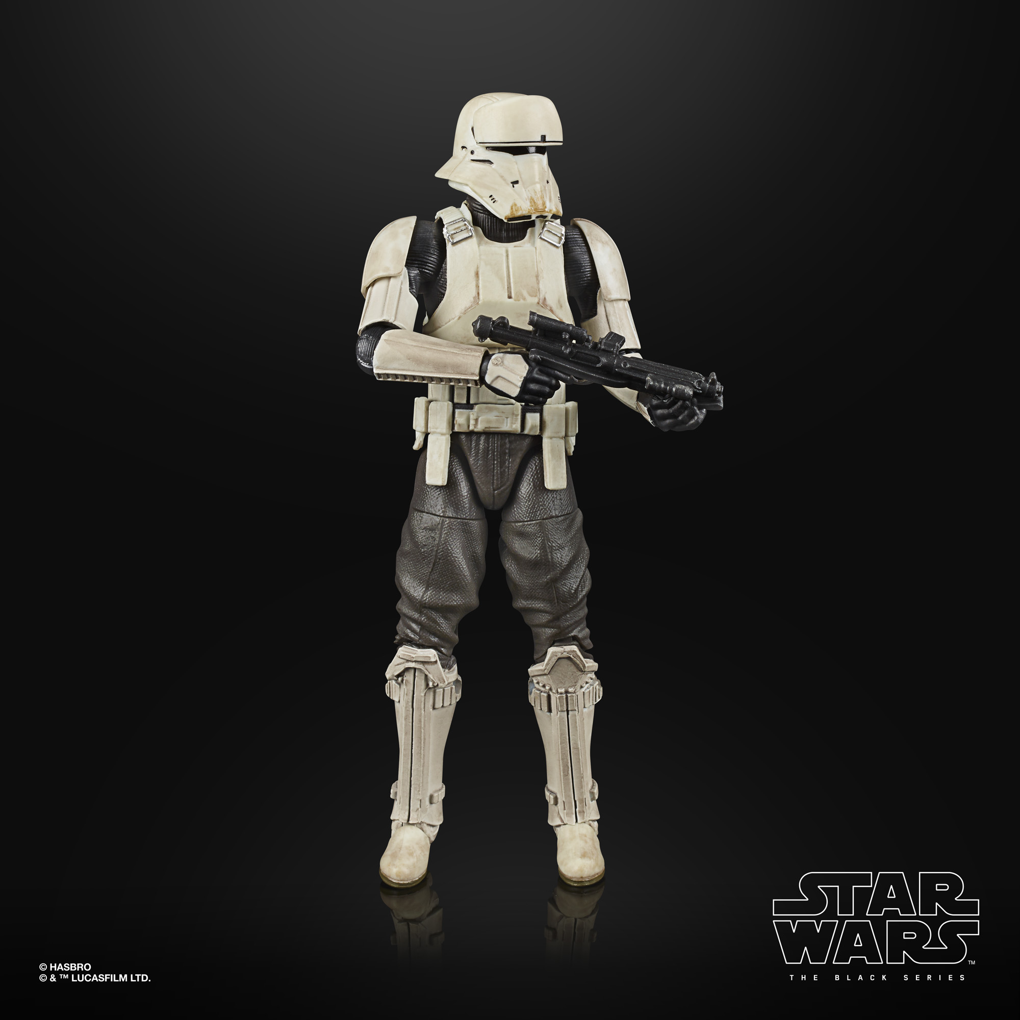 STAR WARS THE BLACK SERIES ARCHIVE 6-INCH IMPERIAL HOVERTANK DRIVER Figure – oop(1)