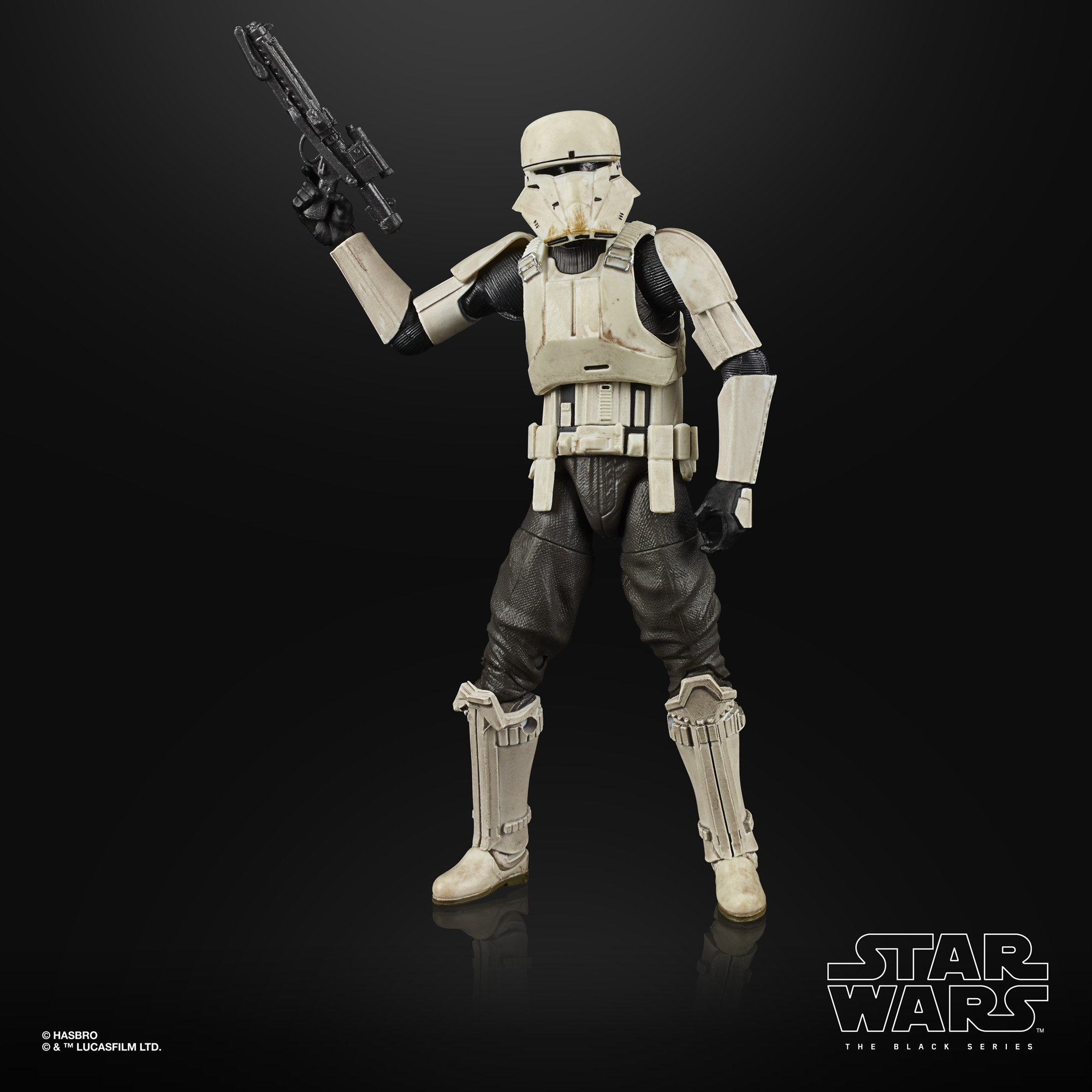 STAR WARS THE BLACK SERIES ARCHIVE 6-INCH IMPERIAL HOVERTANK DRIVER Figure – oop (5)