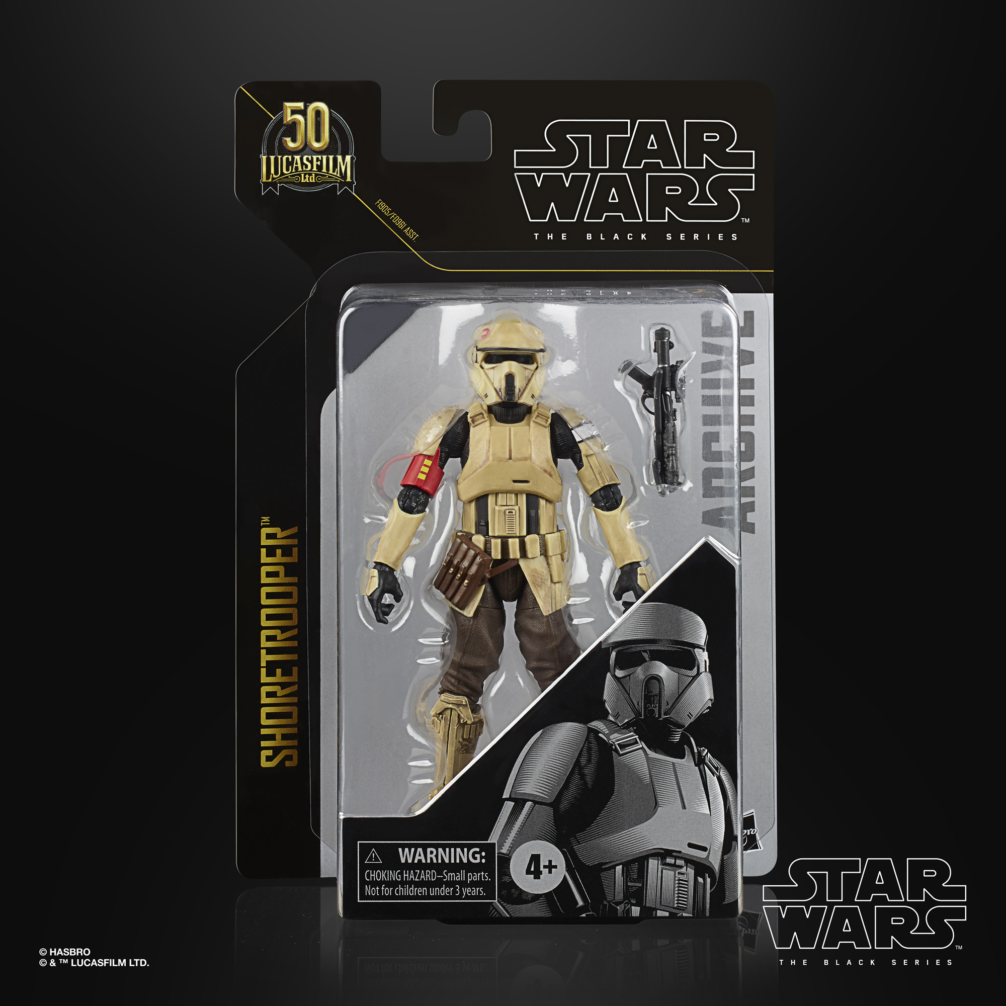 STAR WARS THE BLACK SERIES ARCHIVE 6-INCH SHORETROOPER Figure – in pck (1)