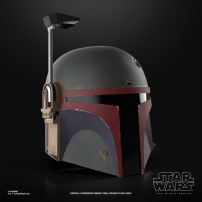 STAR WARS THE BLACK SERIES BOBA FETT (RE-ARMORED) PREMIUM ELECTRONIC HELMET - oop (1)