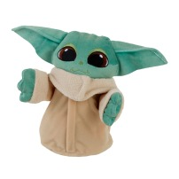 STAR WARS THE BOUNTY COLLECTION THE CHILD HIDEAWAY HOVER-PRAM PLUSH - oop (4)