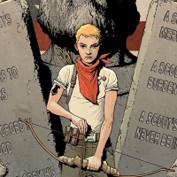 Review – Scout's Honor #1 (AfterShock Comics)