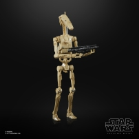 STAR WARS THE BLACK SERIES LUCASFILM 50TH ANNIVERSARY 6-INCH BATTLE DROID Figure - oop (1)