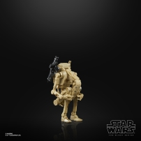 STAR WARS THE BLACK SERIES LUCASFILM 50TH ANNIVERSARY 6-INCH BATTLE DROID Figure - oop (3)
