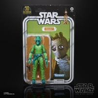 STAR WARS THE BLACK SERIES LUCASFILM 50TH ANNIVERSARY 6-INCH GREEDO Figure - in pck
