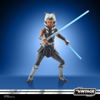 STAR WARS THE VINTAGE COLLECTION 3.75-INCH AHSOKA TANO (MANDALORE) Figure - oop (1)