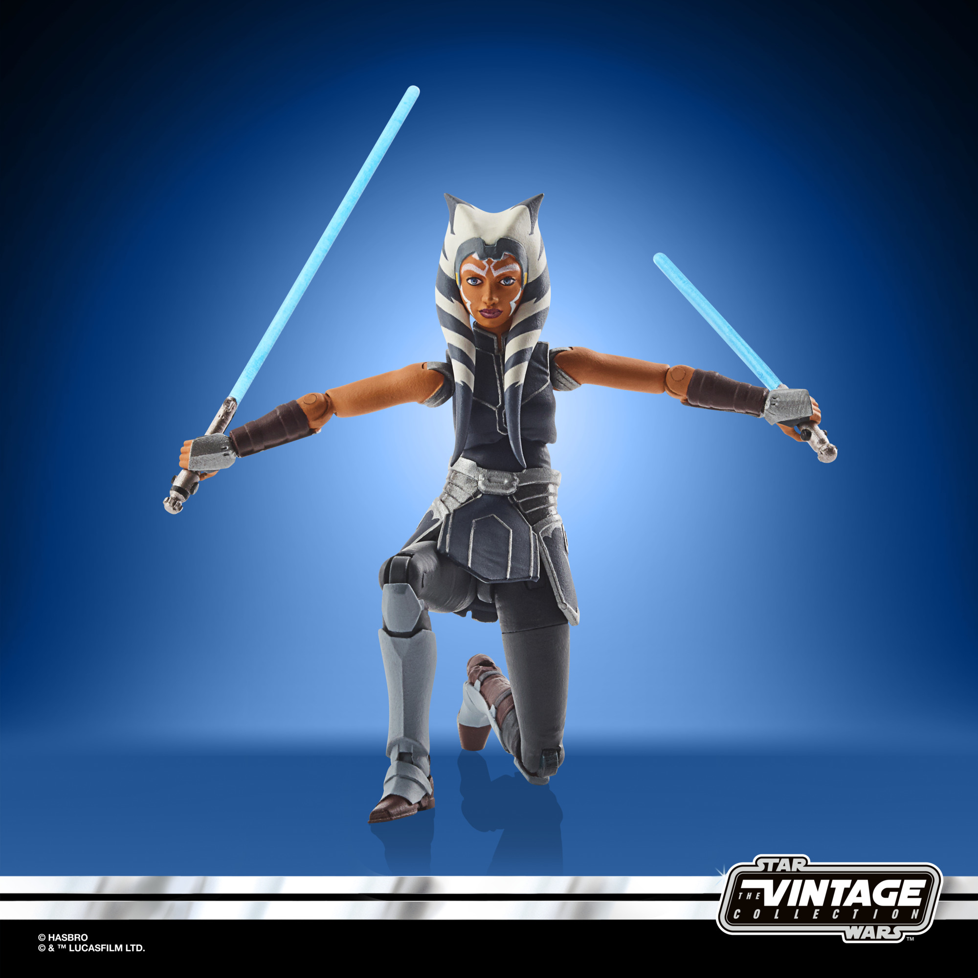 STAR WARS THE VINTAGE COLLECTION 3.75-INCH AHSOKA TANO (MANDALORE) Figure – oop (4)