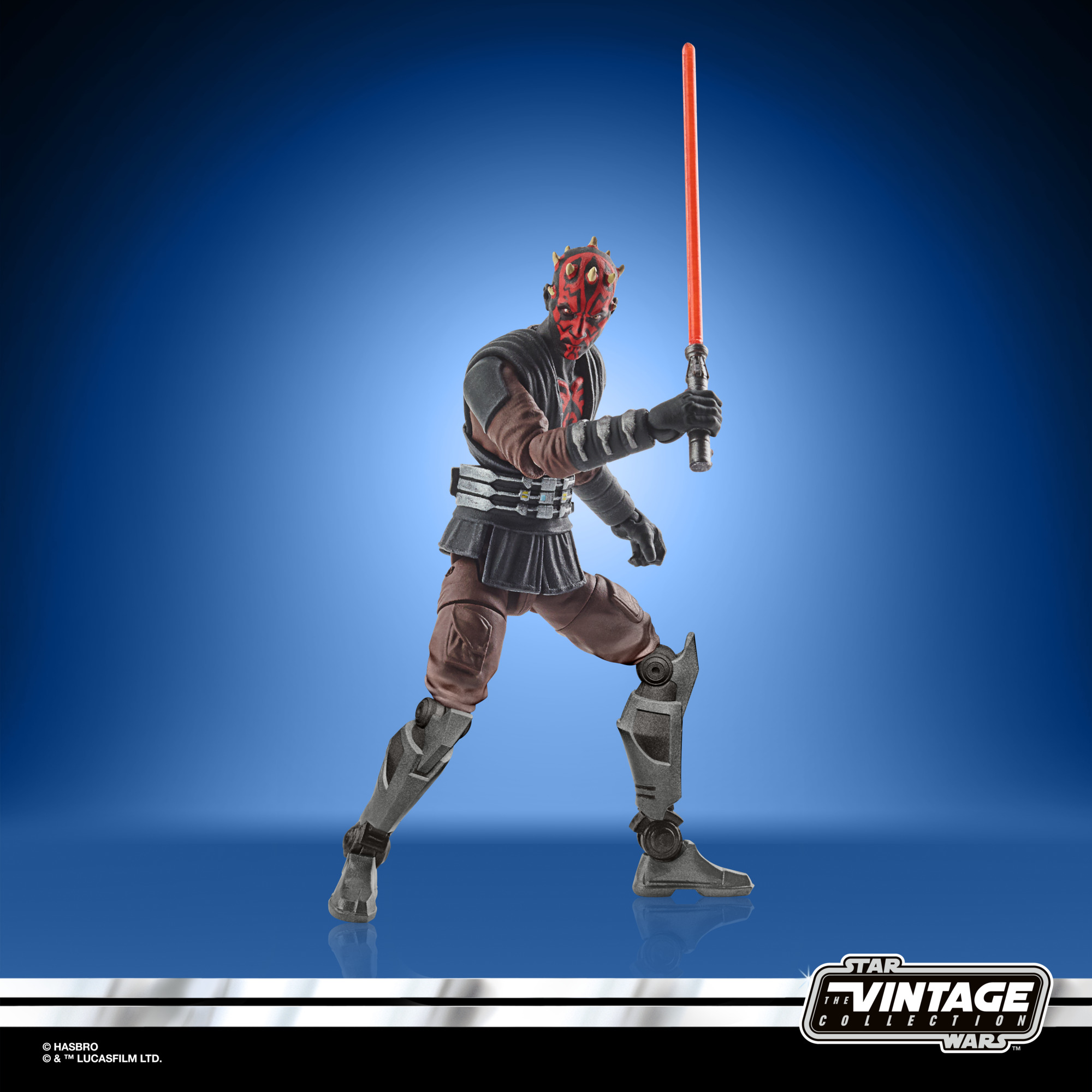 STAR WARS THE VINTAGE COLLECTION 3.75-INCH DARTH MAUL (MANDALORE) Figure – oop(1)