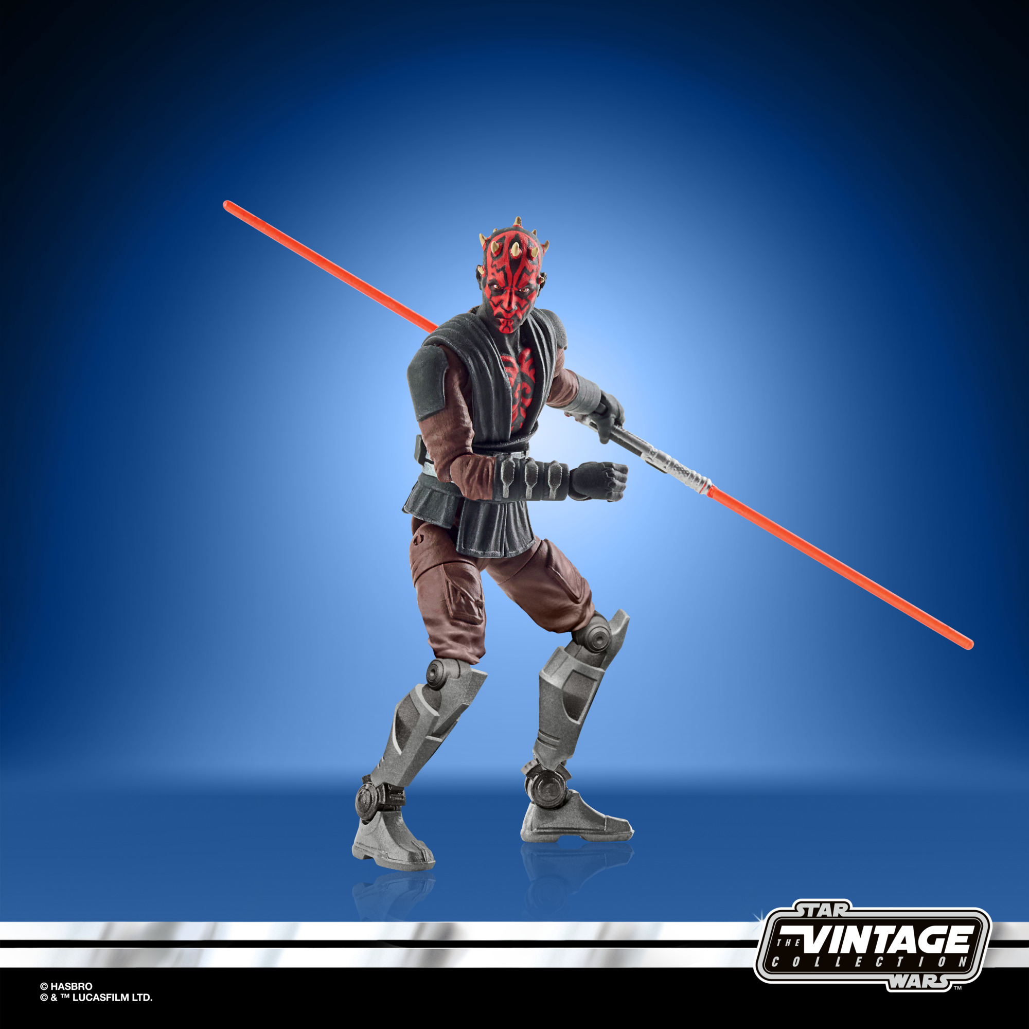 STAR WARS THE VINTAGE COLLECTION 3.75-INCH DARTH MAUL (MANDALORE) Figure – oop(3)