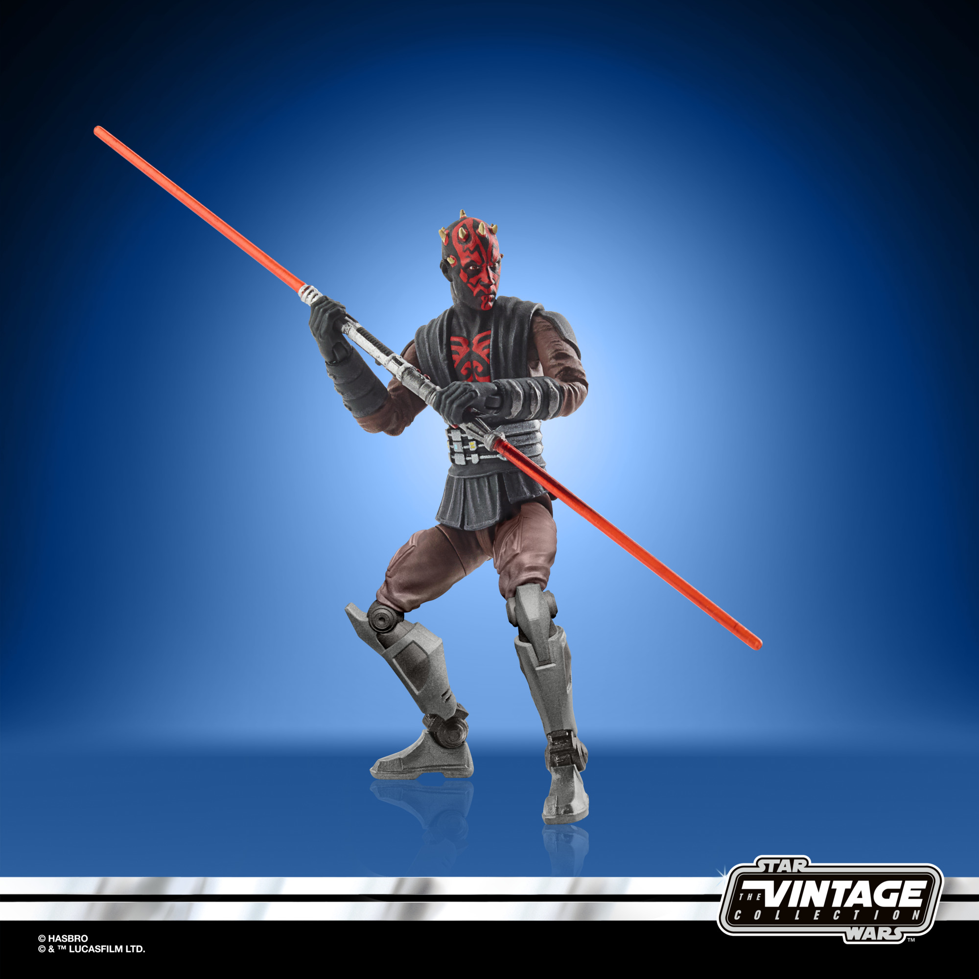 STAR WARS THE VINTAGE COLLECTION 3.75-INCH DARTH MAUL (MANDALORE) Figure – oop(4)