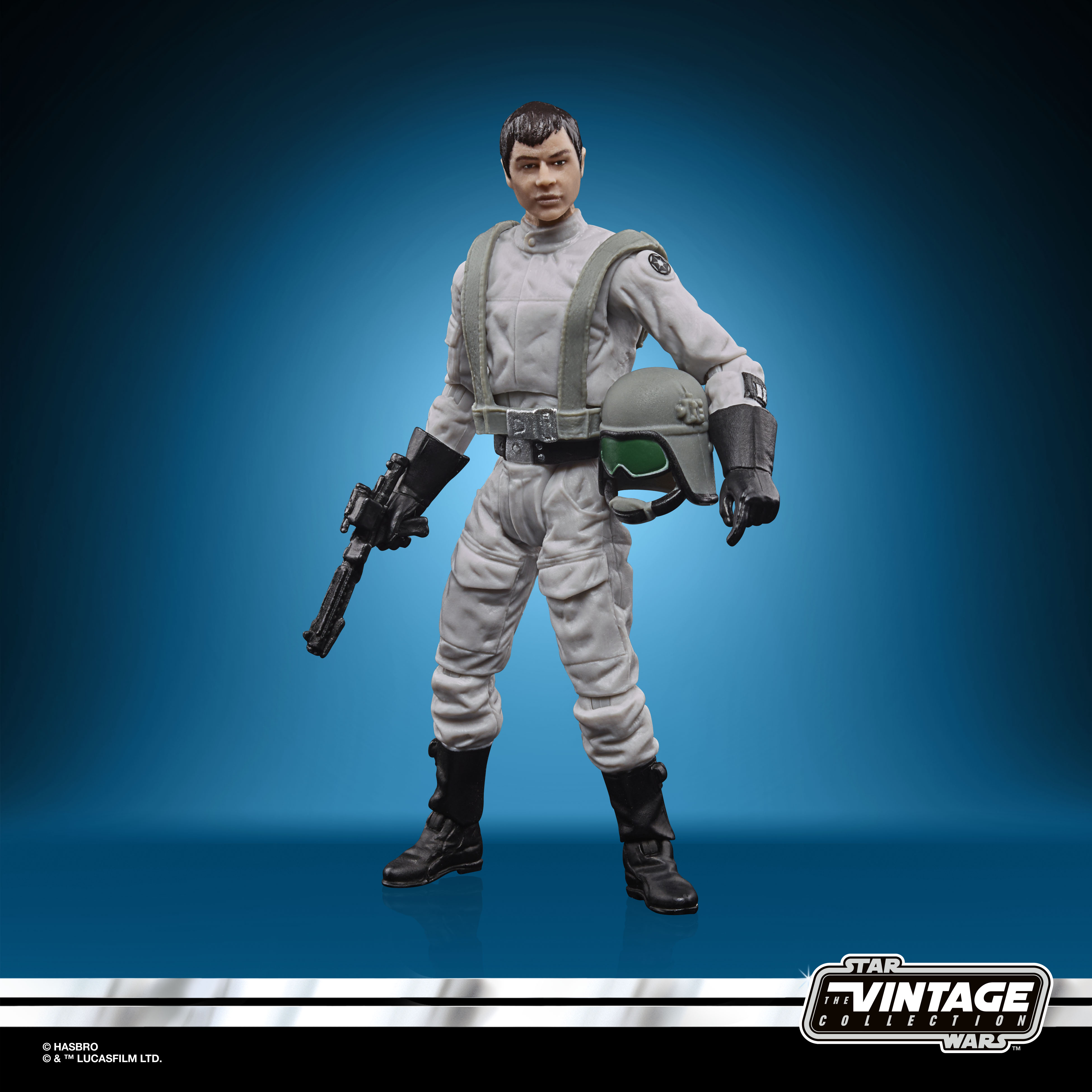 STAR WARS THE VINTAGE COLLECTION LUCASFILM FIRST 50 YEARS 3.75-INCH AT-ST DRIVER Figure – oop(1)