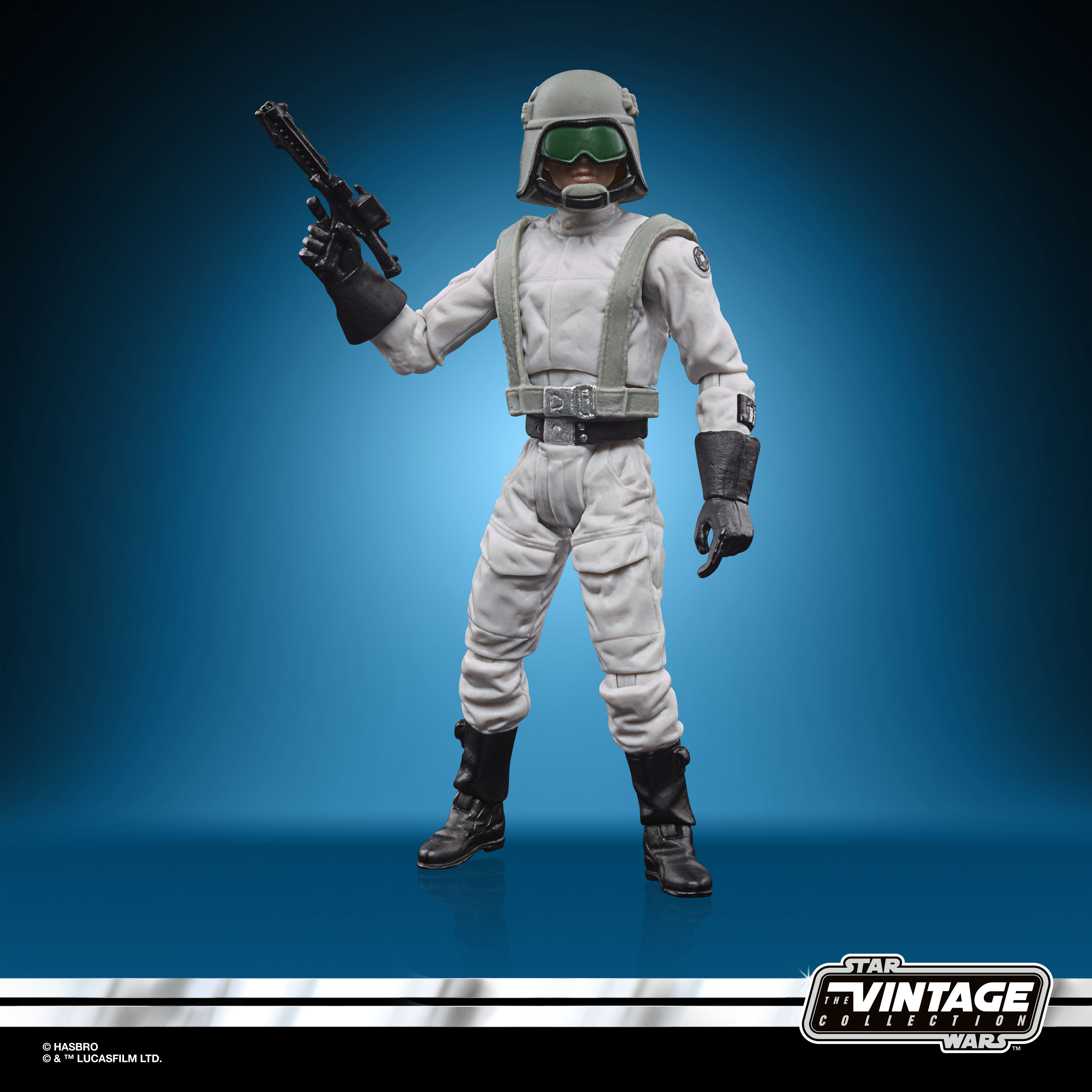 STAR WARS THE VINTAGE COLLECTION LUCASFILM FIRST 50 YEARS 3.75-INCH AT-ST DRIVER Figure – oop (3)