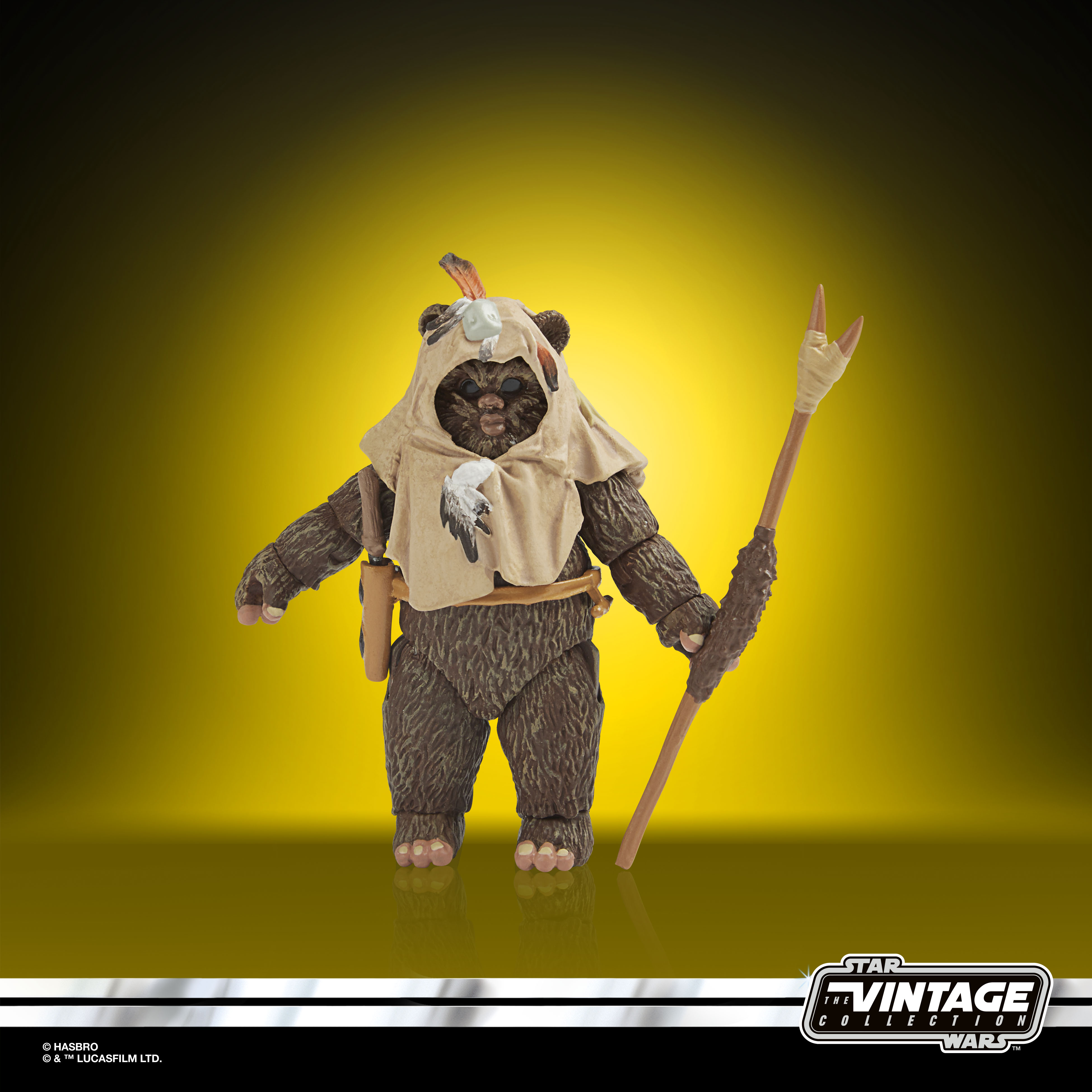 STAR WARS THE VINTAGE COLLECTION LUCASFILM FIRST 50 YEARS 3.75-INCH PAPLOO Figure – oop(1)
