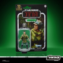 STAR WARS THE VINTAGE COLLECTION LUCASFILM FIRST 50 YEARS 3.75-INCH PRINCESS LEIA (ENDOR) Figure - in pck